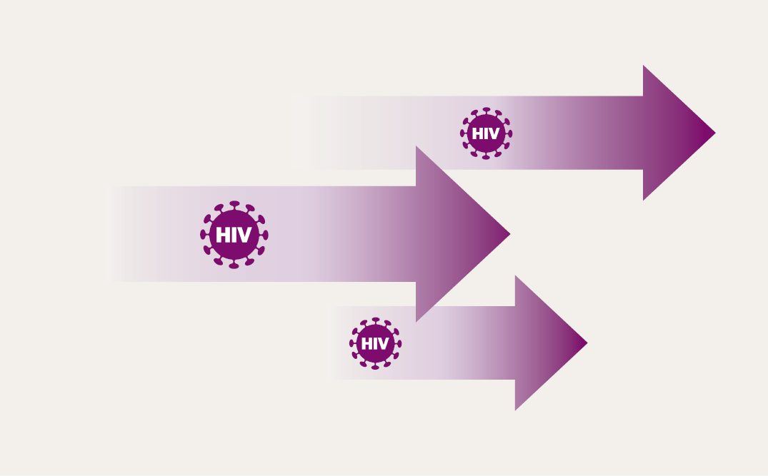 How does hiv spread during sex